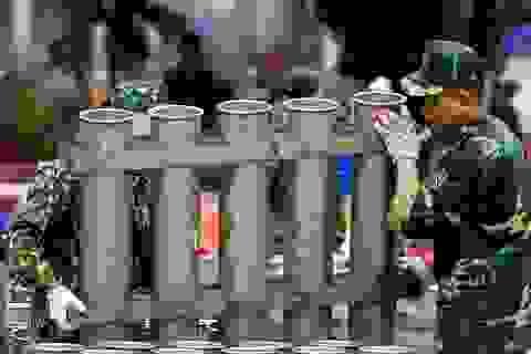 Hà Nội: Bên trong trận địa pháo hoa chuẩn bị khai hoả, đón giao thừa