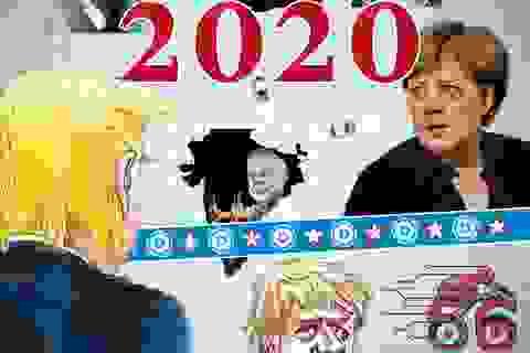 Những điểm sáng trong bức tranh an ninh toàn cầu năm 2020