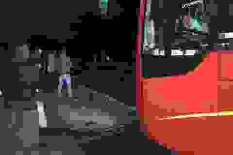 Đi họp lớp về, 3 thanh niên tử vong sau va chạm với xe khách