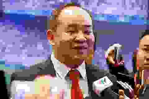 """Chủ tịch VFF Lê Khánh Hải: """"Bóng đá Việt Nam sẽ thực hiện giấc mơ World Cup"""""""