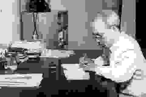 66 năm trước, Hồ Chủ tịch đã viết về Hiệp ước thương mại