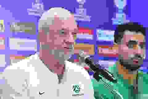 HLV U23 Australia tuyên bố đã nắm rõ nhược điểm của U23 Uzbekistan