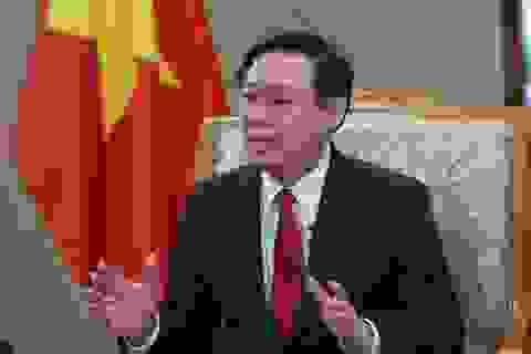 Việt Nam thuộc nhóm các nước tăng trưởng kinh tế cao hàng đầu thế giới