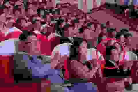 Cô ruột quyền lực của ông Kim Jong-un bất ngờ xuất hiện trở lại