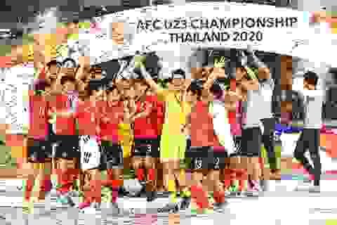 Đánh bại U23 Saudi Arabia, U23 Hàn Quốc lần đầu vô địch U23 châu Á