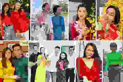Sao Việt đi đâu, làm gì ngày đầu năm?