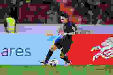 Cầu thủ Thái Lan giành danh hiệu vua phá lưới giải U23 châu Á