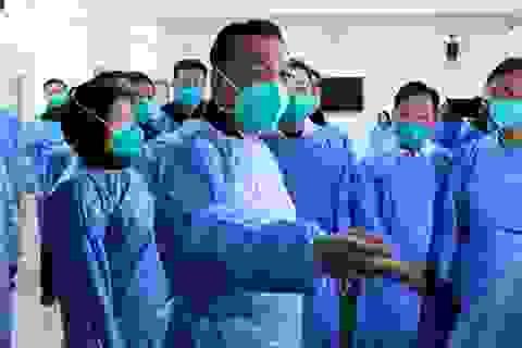 Thủ tướng Trung Quốc tới vùng tâm dịch viêm phổi lạ