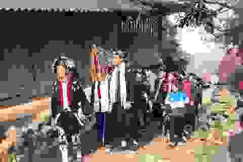Độc đáo lễ cưới 3 lần của người Dao Tiền
