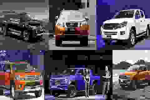 Phân khúc bán tải năm 2019: Ford Ranger vẫn không có đối thủ