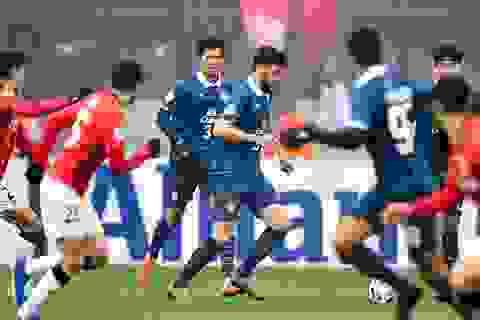 Buriram United ngậm ngùi bị loại khỏi Cúp C1 châu Á