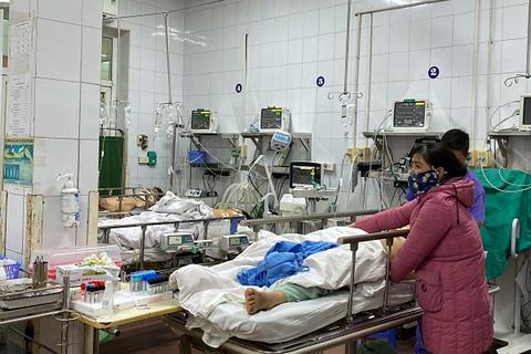 BV Việt Đức giảm mạnh số ca tai nạn giao thông liên quan rượu bia trong dịp Tết