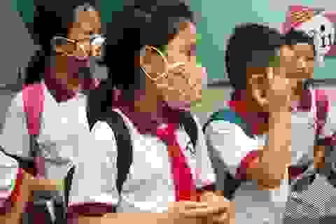 Đại dịch virus Corona: Hà Nội yêu cầu giáo viên, học sinh bị sốt đều phải nghỉ