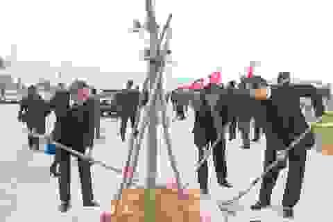 """Phát động """"Tết trồng cây đời đời nhớ ơn Bác Hồ"""""""