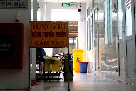 Thêm một nữ bệnh nhân mang thai trở về từ Trung Quốc được cách ly