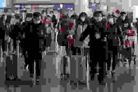Trung Quốc cho hồi hương người Vũ Hán ở nước ngoài