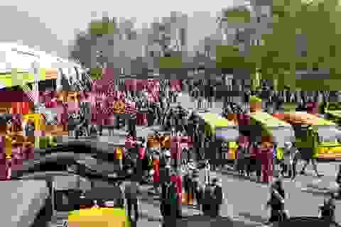 Ninh Bình đón gần 350 nghìn lượt khách trong tháng 1 năm 2020