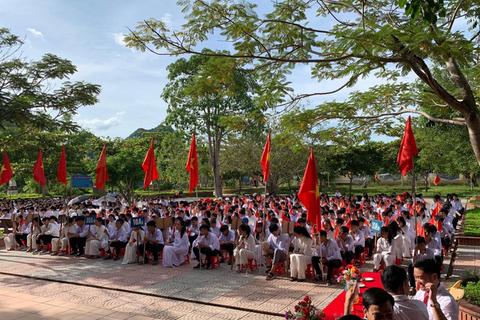 Quảng Bình: Tăng cường các biện pháp để chống dịch Corona tại trường học
