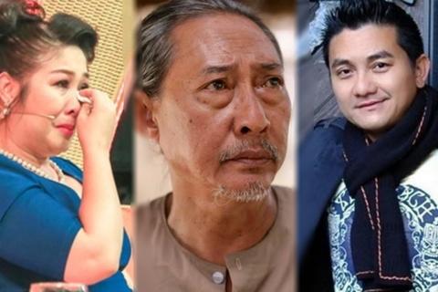 NSND Hồng Vân, Minh Nhí khóc hết nước mắt nhớ cố nghệ sĩ Lê Bình, Anh Vũ
