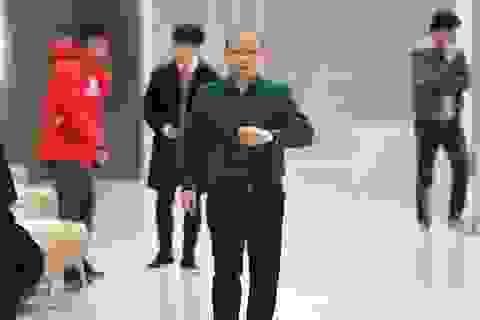 HLV Park Hang Seo trở lại Việt Nam, cảnh giác cao độ với virus corona