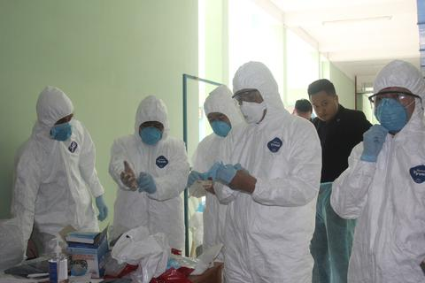 Việt Nam xác nhận thêm một ca dương tính virus corona