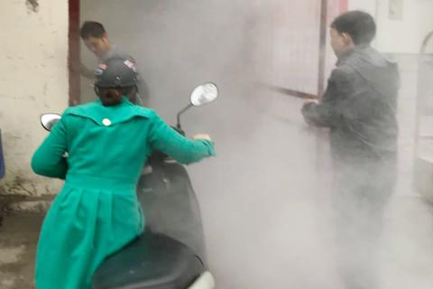 Dịch bệnh corona: Doanh nghiệp sắm máy sát khuẩn, cách ly chuyên gia Trung Quốc