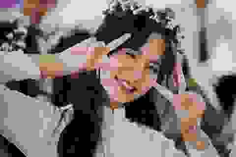 """""""Nàng thơ Đắk Nông"""" khiến dân mạng thương nhớ vì xinh đẹp"""