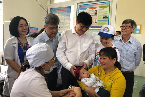 Giáo sư Nguyễn Thanh Long trở lại làm Thứ trưởng Bộ Y tế