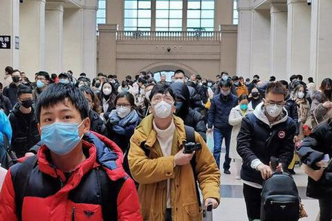 Chưa phát hiện sinh viên nào từ Vũ Hán về dương tính với virus corona