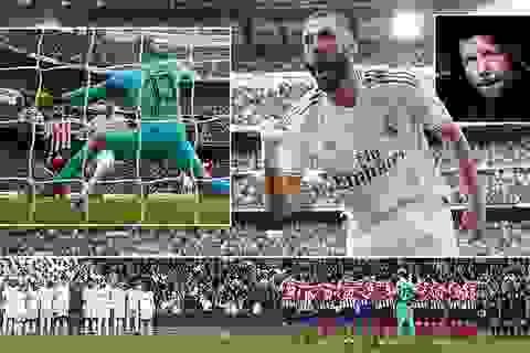 Những khoảnh khắc Real Madrid đánh bại Atletico và vững ngôi đầu La Liga