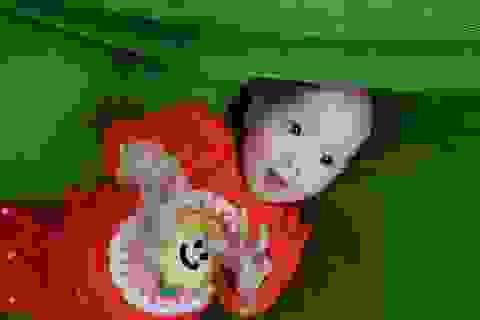 Mong manh tính mạng bé 10 tháng tuổi mắc tim bẩm sinh phức tạp