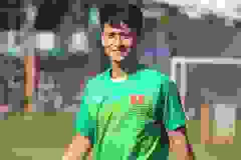 Chân dung chàng thủ thành điển trai thi đấu cho CLB Sài Gòn