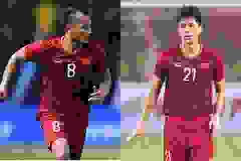 Đình Trọng, Trọng Hoàng không được xoá thẻ trước trận gặp Malaysia