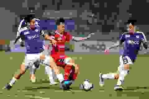 Bóng đá Việt Nam hoãn hàng loạt giải đấu vì virus corona