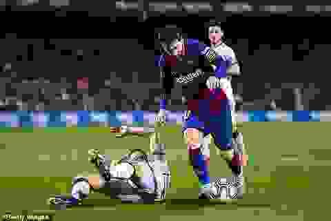 Đánh bại Lavante, Barcelona tiếp tục bám đuổi Real Madrid