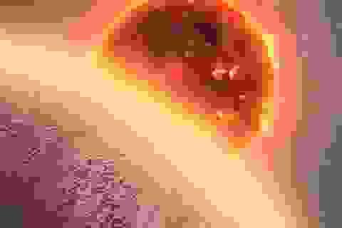 Ngoại hành tinh siêu nóng đủ sức xé toạc không khí của chính nó