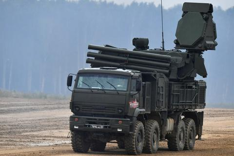 Căn cứ Nga ở Syria tiếp tục bị máy bay không người lái tấn công