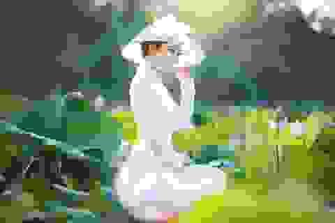 """Hoa khôi Phan Cẩm Ly: """"Có đam mê, nhiệt huyết, bạn mới thành công được"""""""