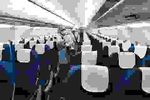 Đo thân nhiệt khách, khử trùng các chuyến bay quốc tế về Việt Nam