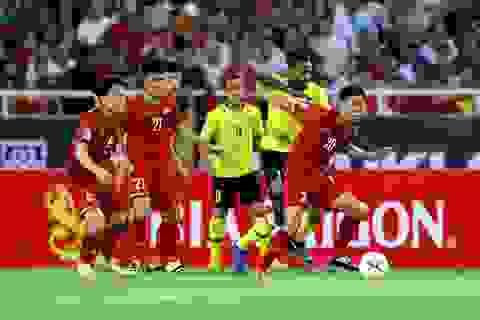 Malaysia sẽ sử dụng 7 cầu thủ nhập tịch đấu đội tuyển Việt Nam?