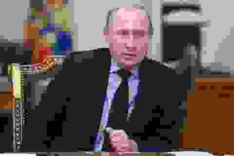 """Tổng thống Putin: """"Sửa đổi hiến pháp không nhằm kéo dài quyền lực"""""""