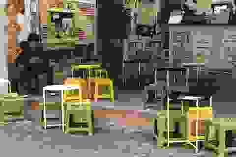 Quán hàng ế ẩm, doanh thu lao dốc vì dịch cúm Corona