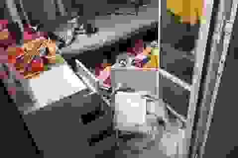 Một gia đình báo mất trộm gần nửa tỉ đồng trong dịp Tết