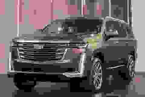 Cadillac Escalade thế hệ mới chính thức trình làng
