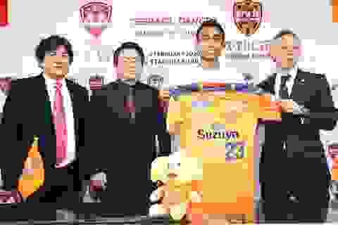 Vừa sang Nhật Bản, ngôi sao Thái Lan đã đặt tham vọng lớn