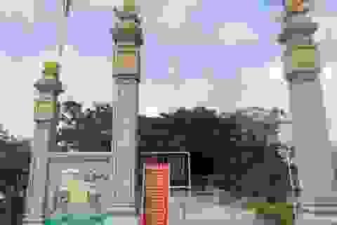Thanh Hóa: Không tổ chức lễ khai ấn, phát ấn Đền Trần