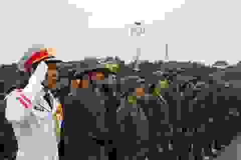 2.365 thanh niên Hà Nội viết đơn tình nguyện lên đường nhập ngũ