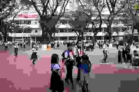 Bình Định, Huế, Đắk Lắk, Cà Mau, Đồng Nai, Gia Lai: HS THPT đi học từ 2/3