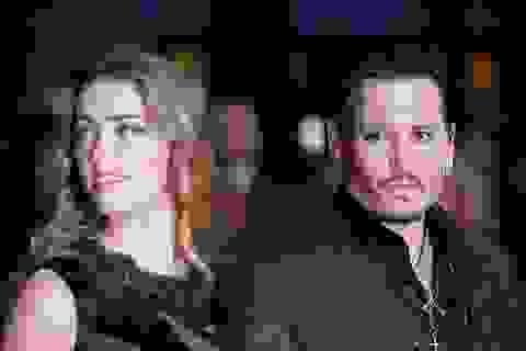 """Amber Heard bị lộ đánh đập Johnny Depp, khả năng mất vai trong """"Aquaman 2"""""""