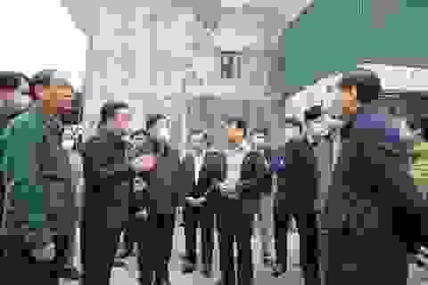 Bộ trưởng GTVT: Ninh Bình sớm bàn giao mặt bằng làm cao tốc Bắc - Nam